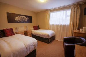 Carlingford Accommodation Twin Room